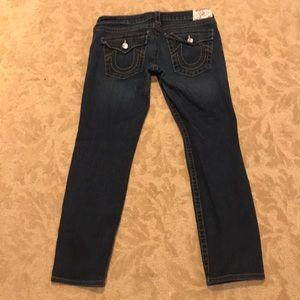 True Religion Skinny Jeans Julie